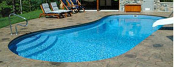 San Juan Pools - The Pool Source fiberglass swimming pools